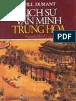 Lịch Sử Văn Minh Trung Hoa - Will Durant