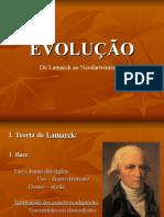 Evolução Genius Parte 1