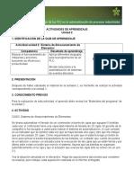 Actividad 2 Aplicación PLCs