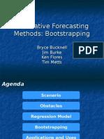 Bootstrap Student Presentation