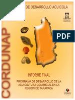 Estudio Acuícola - Unidad de Desarrollo Acuícola - CORDUNAP - 2055