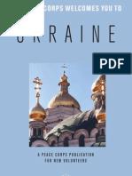 Peace Corps Ukraine Welcome Book  |  September 2008