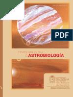 Libro Temas Selectos en Astrobiología