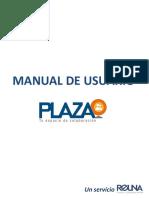 Manual Usuario PLAZA