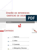 Diseño de interfases
