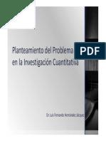 5. Planteamiento Del Problema Cuantitativo