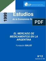 CEP - El Mercado de Medicamentos en Argentina