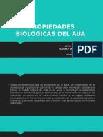 Demanda Biológica de Oxígeno Bo5 En