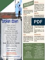 Bulletin 11-05-16
