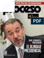 GradoCeroPress Revista Proceso No. 2087.
