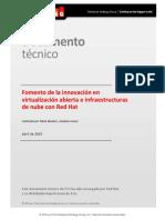 Abriendo La Virtualizacion - Red Hat