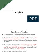 Applet Slides