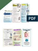 Leaflet Ibu Hamil Resti