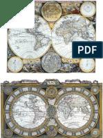 Circa Art - Antique Maps - 13