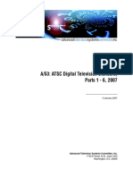 ATSC Digital Television Standard
