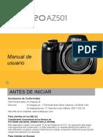 Az501 Manual Es