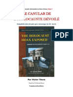 Le Canular de l Holocauste Devoile