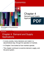 Chapter 4-Demand Supply Applications