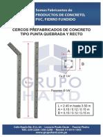 Poste Punta Quebrada
