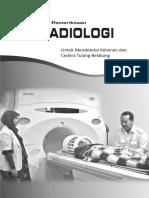1 Prosedur Pemeriksaan Radiologi Untuk Mendeteksi Kelainan Dan Cedera Tulang Belakang