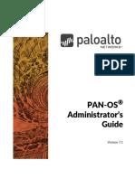 Pan-os 7.1 Admin Guide