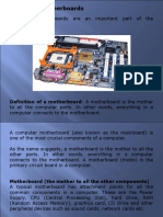 Computer Motherboard Revised