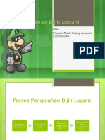 MK TKFM Pengolahan Bijih Logam
