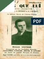 A. Rondot & Albert Valsien - Rien Que Lui (Java Musette)