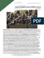 Somalia, Etiopia Ritira Le Truppe Mentre DAESH Avanza