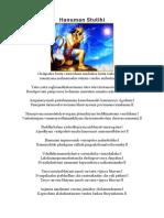 Hanuman Stutihi English Lyrics