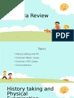 Pedia Revalida Review