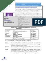 Bizmanualz Banking Management Policies and Procedures Sample