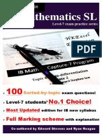 Math SL Book Newest Edition