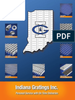 Indiana Gratings Catalog 2013