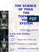 Topmost Yoga