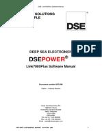 DSE Link 7000 Plus Software Manual