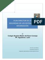 Plan Director de la Seguridad de los Sistemas de Información