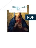 The Immaculate Heart of Mary is a Devotional Name Used to Refer to the Interior Life of the Blessed Virgin Mary