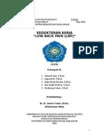 Kedokteran Kerja LBP Revisi