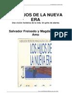Freixedo Salvador - Los Hijos de La Nueva Era