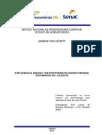 Docslide.com.Br a Influencia Da Geracao y Na Rotatividade Do Quadro Funcional Das Empresas de Lajeadors