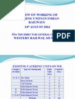 Western Railway Catering
