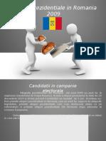 Alegeri Prezidentiale in Romania 2009