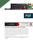 Soluciones Rubik 3x3