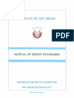 ADM Storm and Sewerage Design Manual