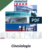 1   Cinésiologia Conceito