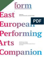 Platform - East European Performing Arts Companion