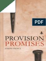 Provision Promises - Joseph Prince