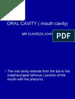 Oral Cavity John