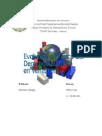Evolución Histórica Del Derecho Aduanero en Venezuela